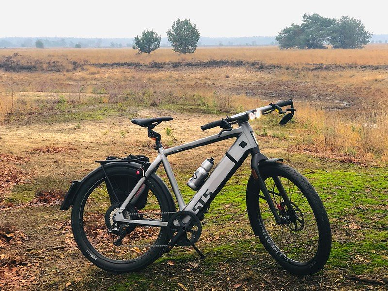 stromer st5 speed pedelec