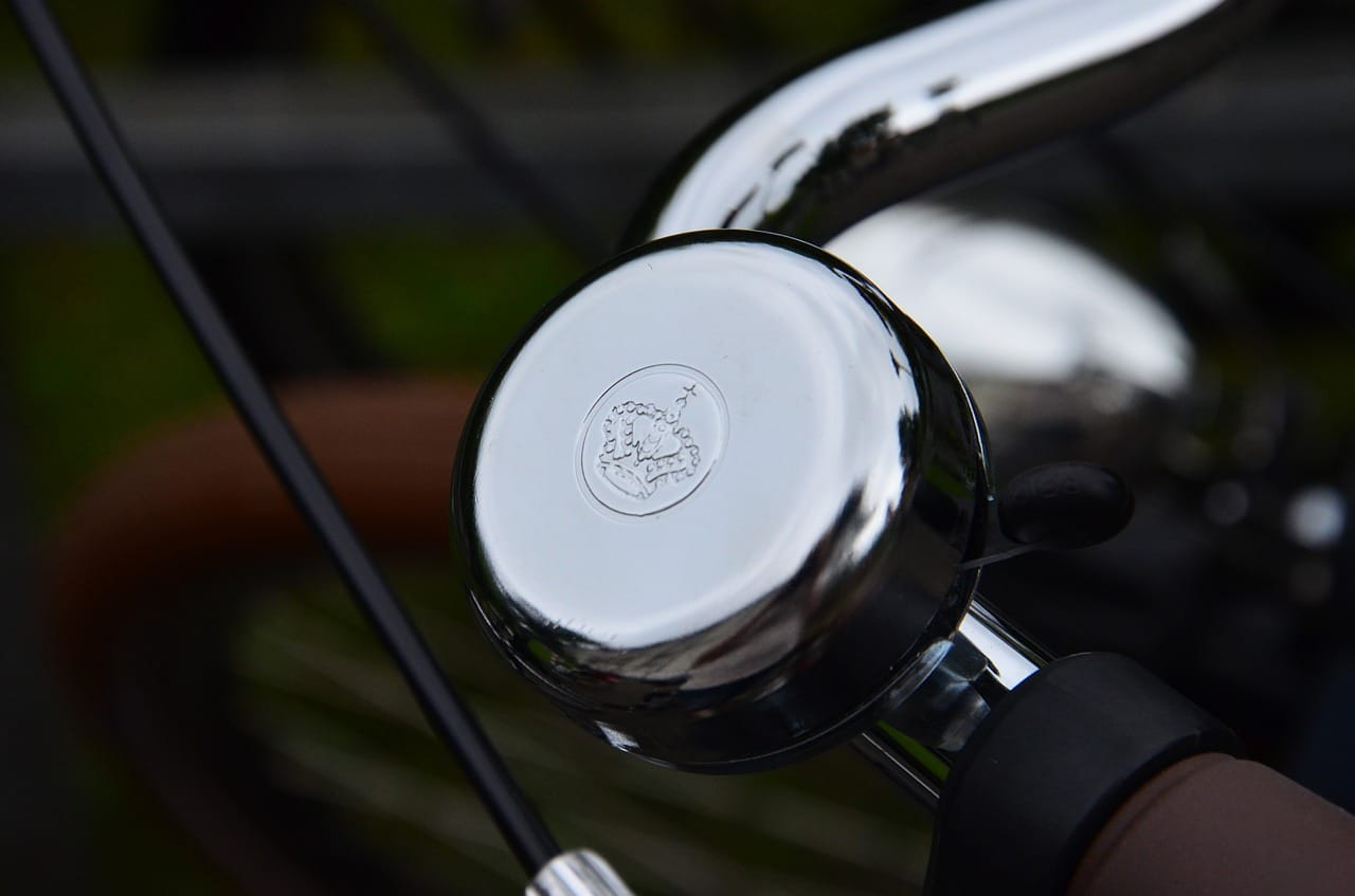 traditional bike bell