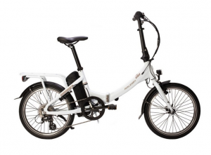 Raleigh Stoweway Affordable Fully Equipped Folding eBike